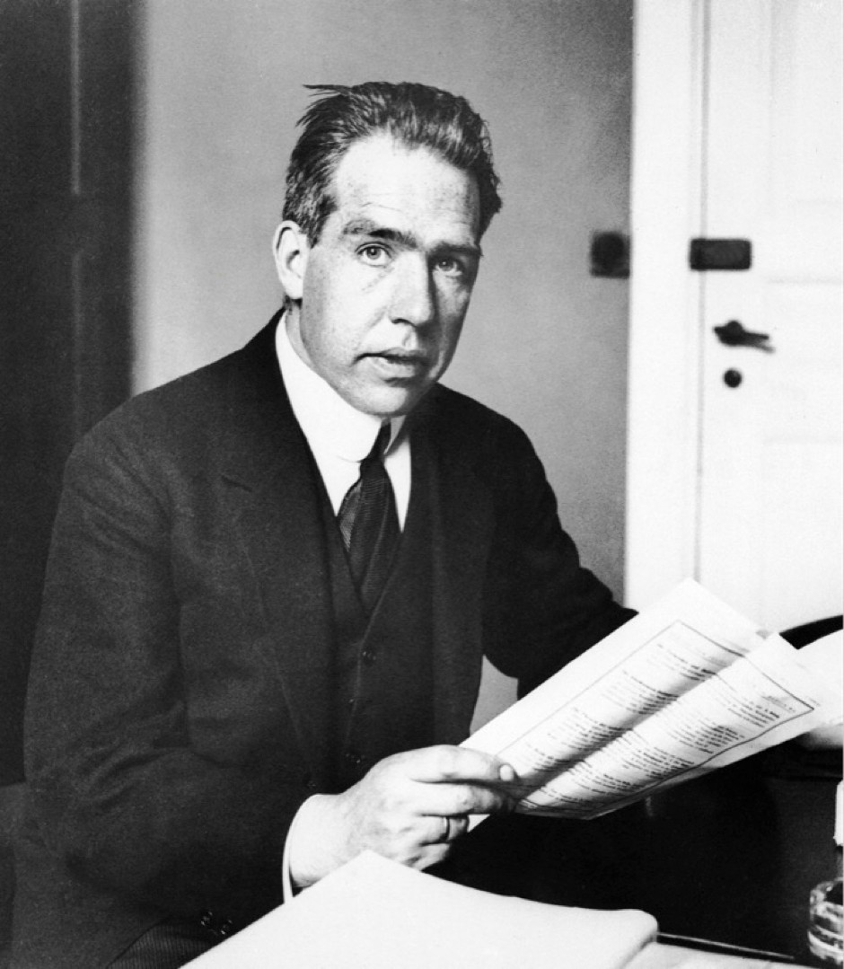 Niels Bohr © Getty Images