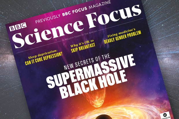 New secrets of the supermassive black hole - May 2019