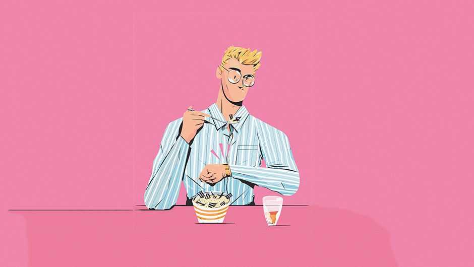 Michael Mosley: The truth about breakfast ©Joe Waldron