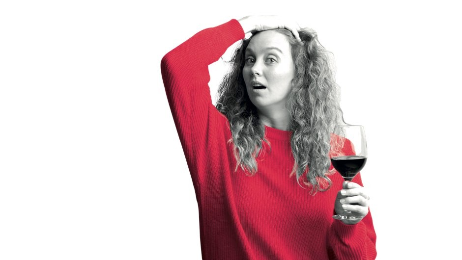 Why does drinking alcohol trigger my anxiety?