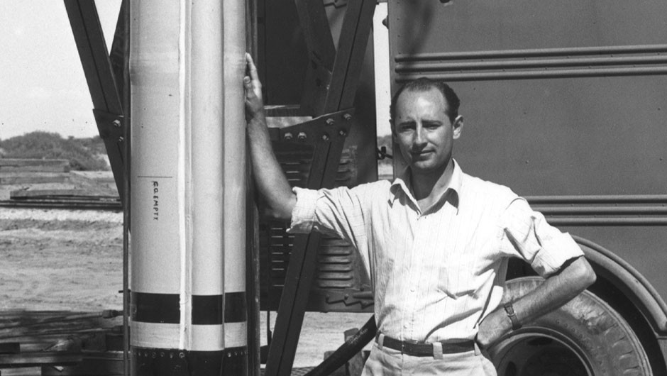 Nazis, magic and McCarthyism: the dark history of early American space exploration