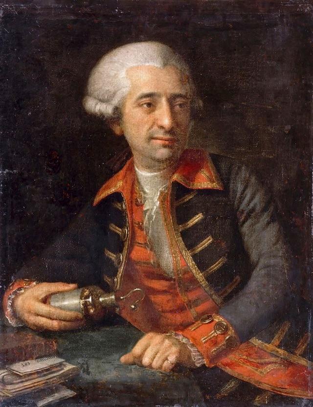 Portrait of Antoine-Laurent Lavoisier (1743-1794), found in the collection of Musée de l'Histoire de France, Château de Versailles © Fine Art Images/Heritage Images/Getty Images
