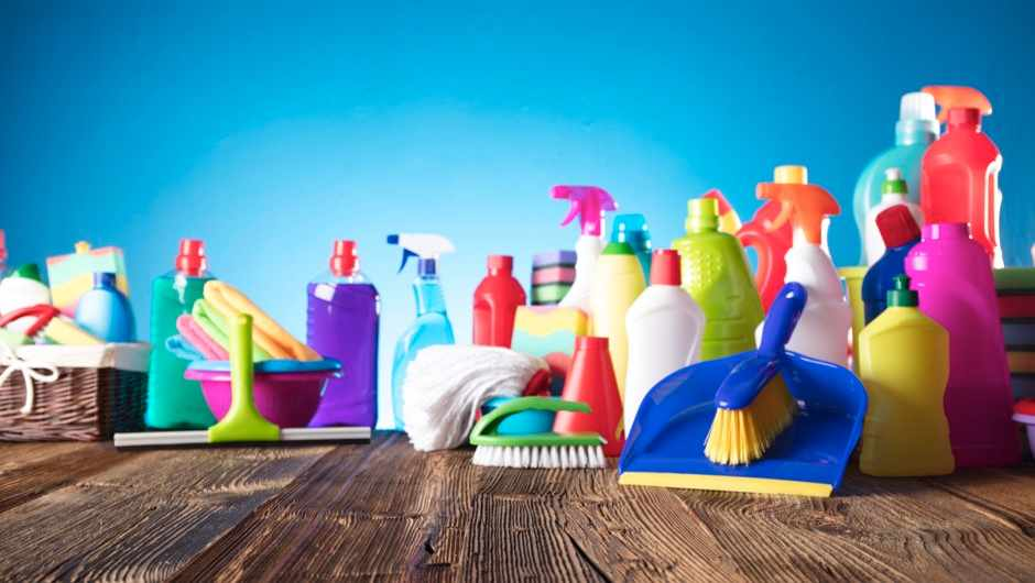 Many cleaning products say they kill 99.9 per cent of germs. Should I worry about the remaining 0.1 per cent? © Getty Images