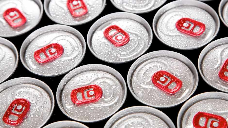 Chugging down energy drinks can lead to potentially life-threatening changes in heartbeat © Getty Images