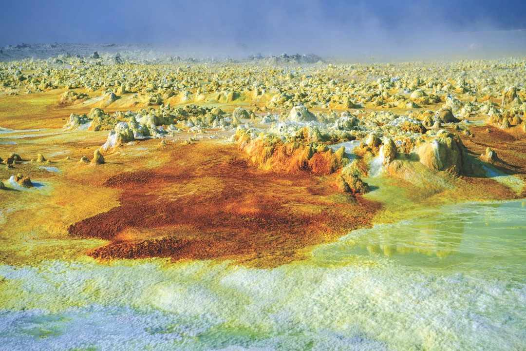 Danakil Depression, Ethiopia © Getty Images