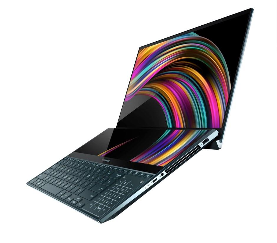 Cool new gadgets (ASUS ZenBook Pro Duo)