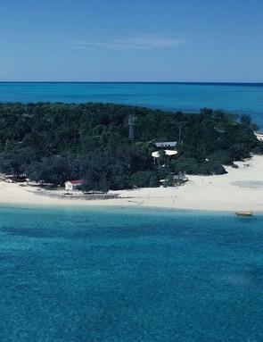 Heron Island, Great Barrier Reef of Australia