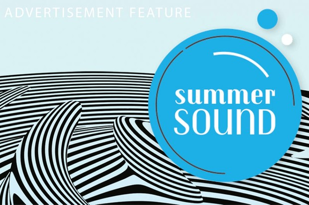 Summer sound advertorial