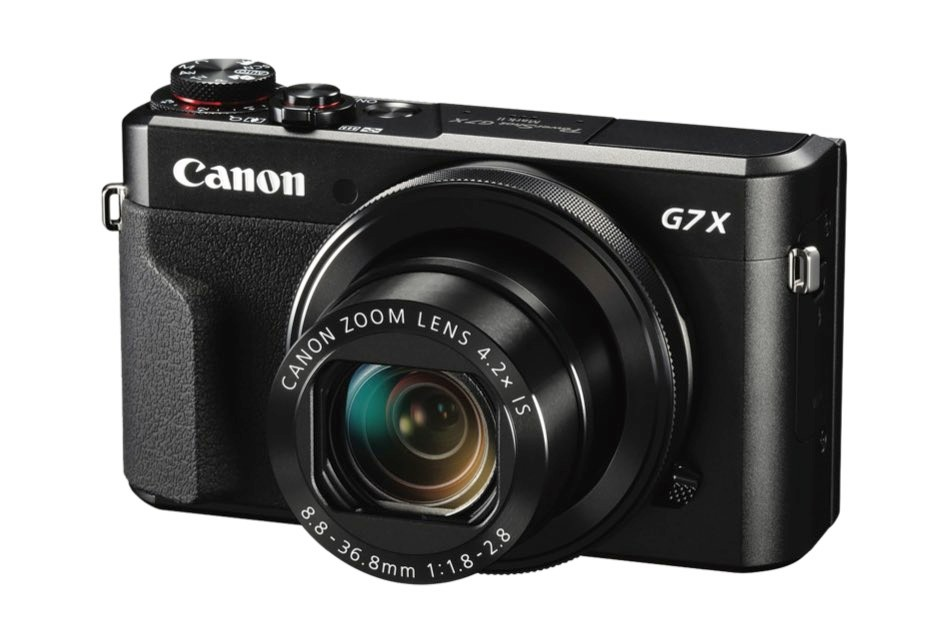 Canon PowerShot G7 X Mark II (£529.99, Canon.co.uk)