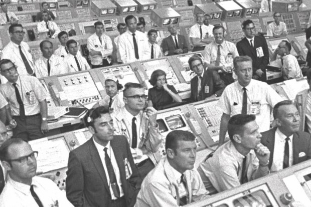 Ladies who launch: the women behind the Apollo Program © NASA