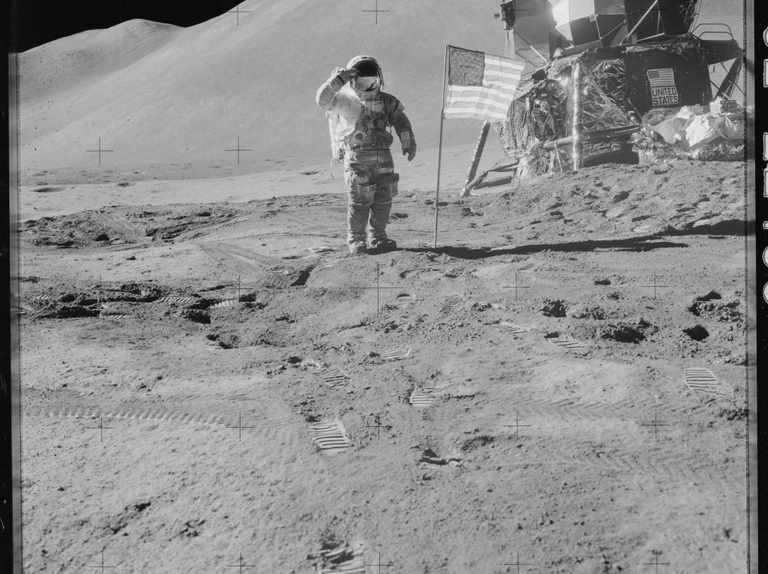 50 beautiful photos of the Moon landing missions from the Project Apollo Archives