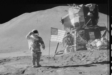 50 beautiful photos of the Moon landing missions from the Project Apollo Archives All images © NASA/Flickr/Project Apollo Archives