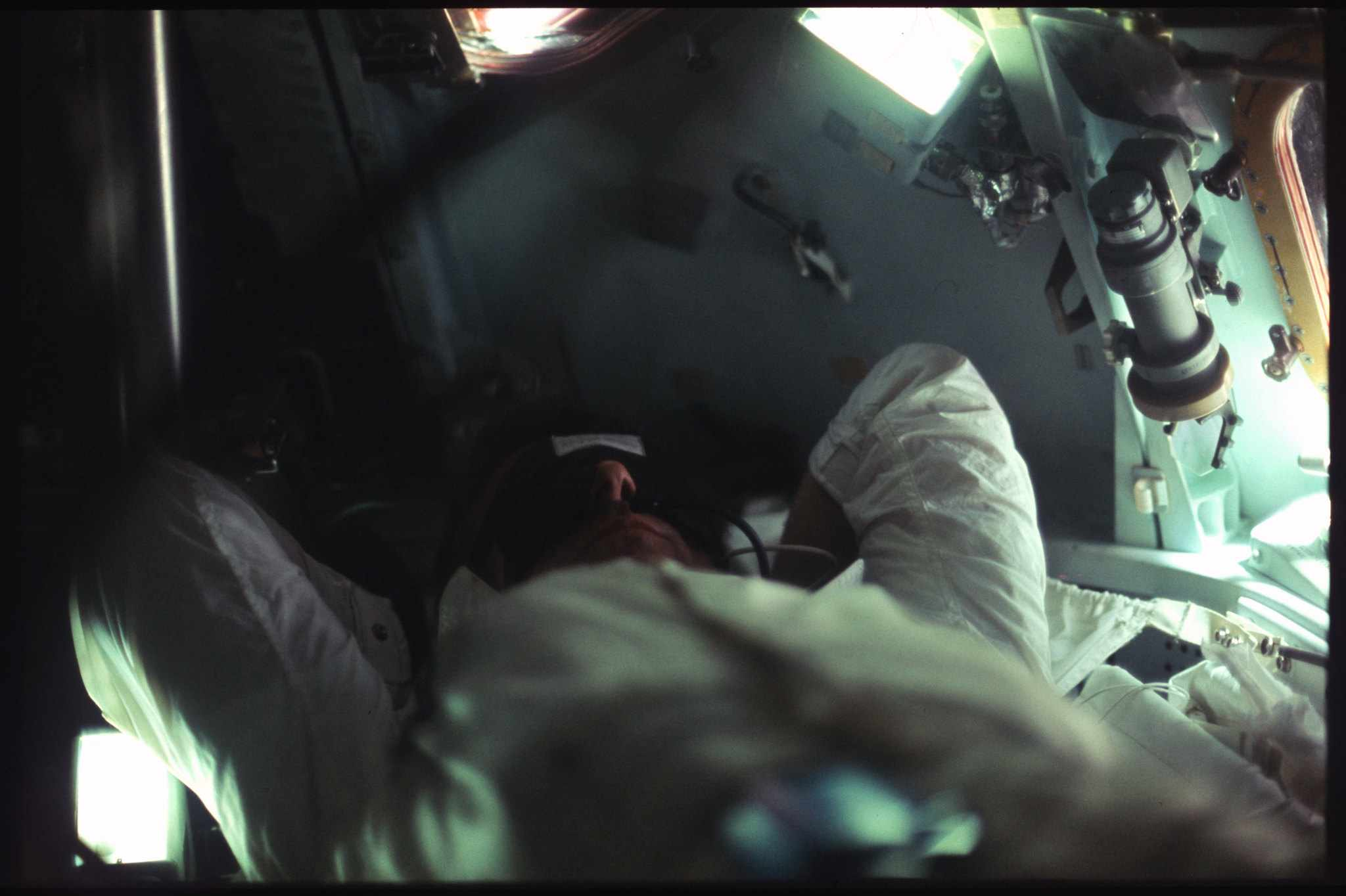 AS17-163-24119 - Apollo 17 35mm image from film magazine 163/TT - onboard