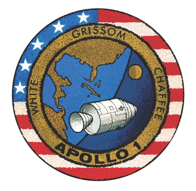 Apollo 1 patch