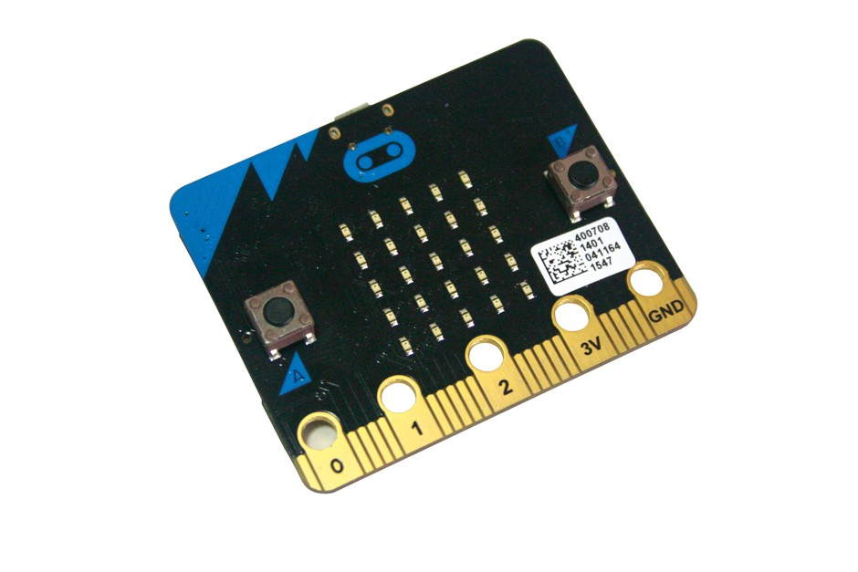 BBC micro:bit (£14.99, microbit.org)