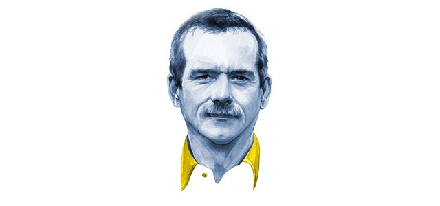 Commander Chris Hadfield – Astronaut, first Canadian to walk in space