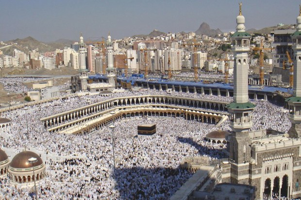 The scientific guide to the Hajj © Alamy