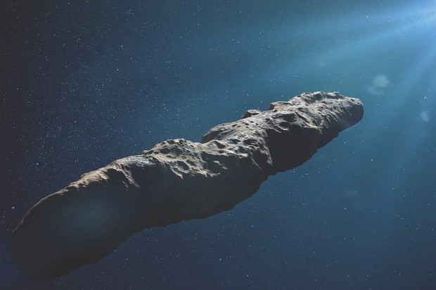 'Oumuamua: Why did we think it was aliens? © Getty Images