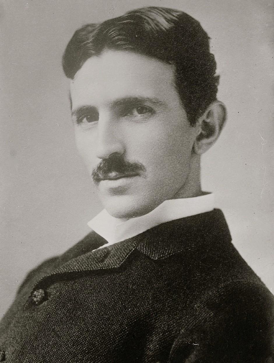 Nikola Tesla es a menudo retratada como un visionario olvidado © Getty Images