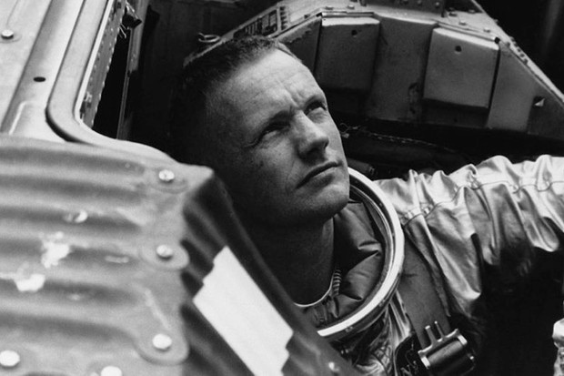Neil Armstrong: Apollo 11 mission commander © Getty Images