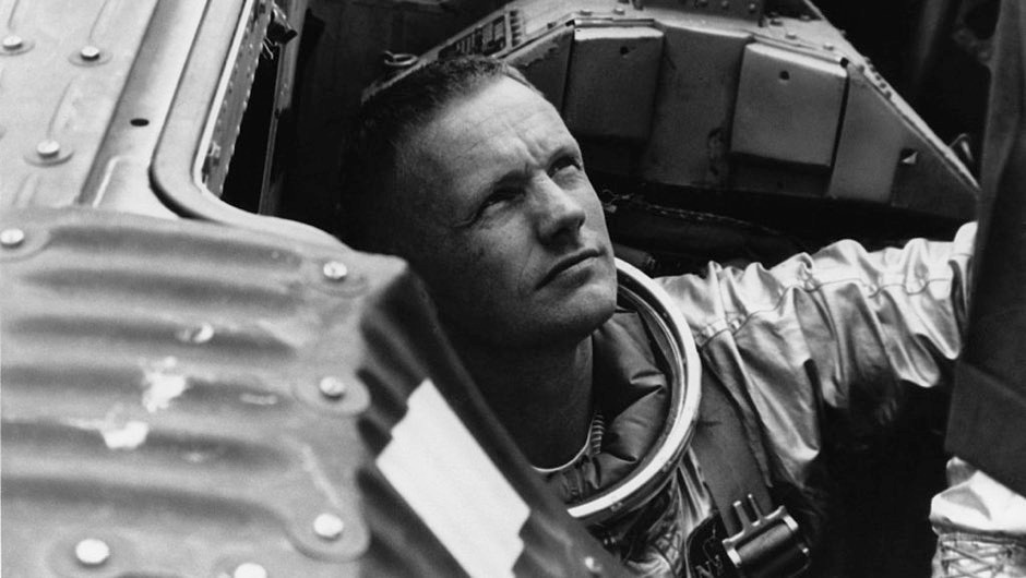 Neil Armstrong: Apollo 11 mission commander