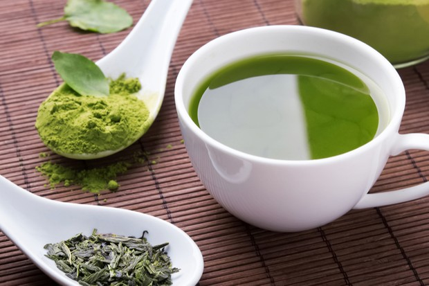 Green tea may help to reduce anxiety © Getty Images