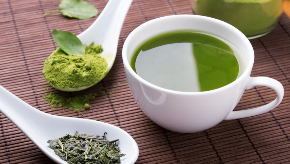 Green tea may help to reduce anxiety