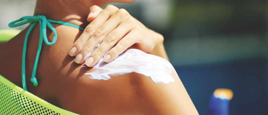 Sun Cream: Is it a risk to your health? © Getty Images