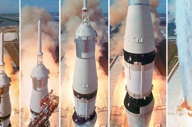 Saturn V: Inside the rocket that launched Apollo 11 to the Moon © Getty Images