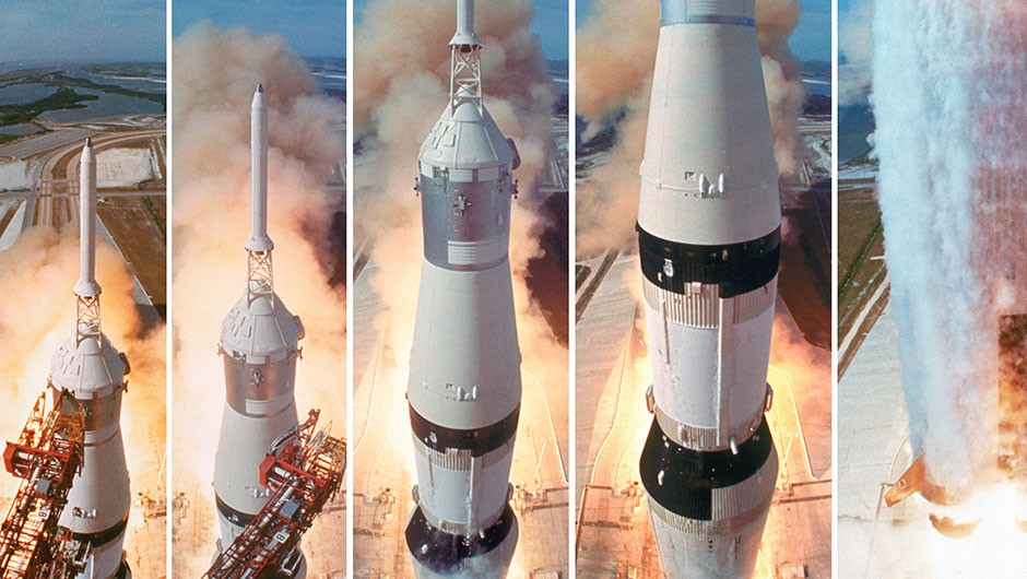 Saturn V: Inside the rocket that launched Apollo 11 to the Moon