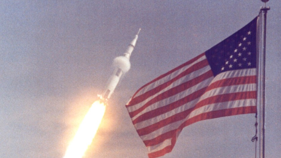 In pictures: USA vs USSR - the race to the Moon