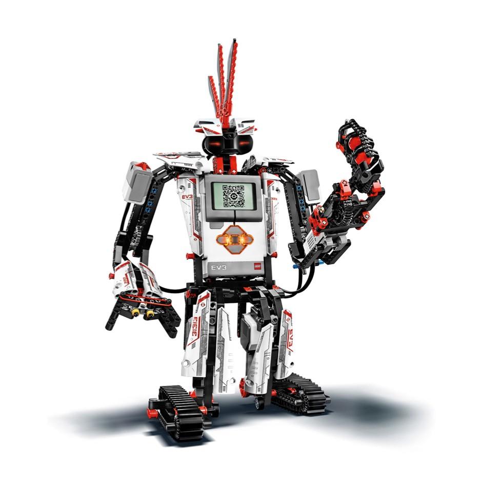 Lego Mindstorms EV3 (£249.99, lego.com)