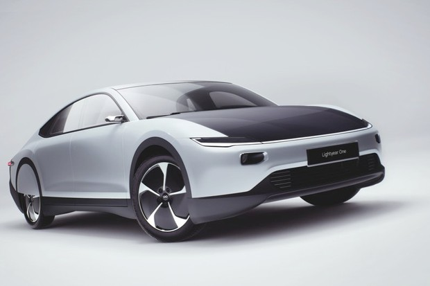 Lightyear One: the first long-range solar-powered car © Lightyear One