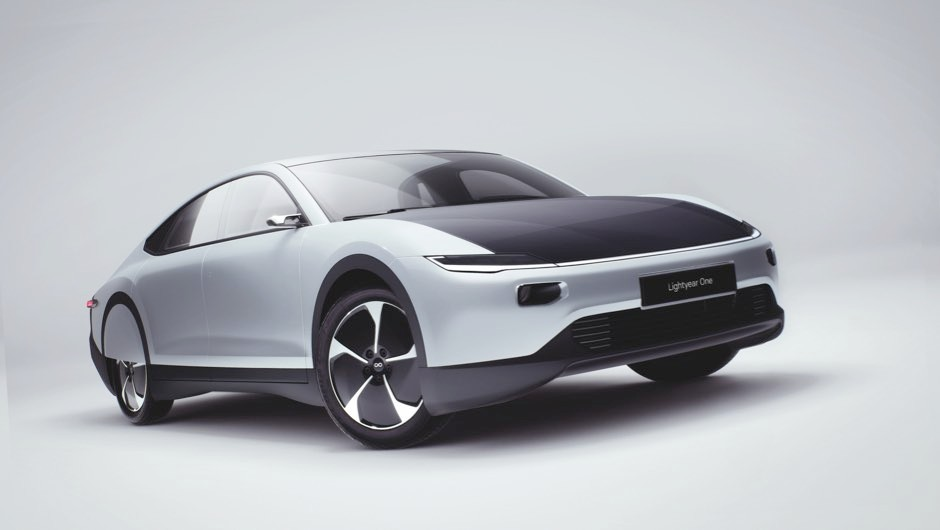 Everything you need to know about Lightyear One, the first long-range solar-powered car