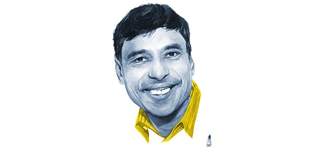 Naveen Jain – Co-founder and chairman, Moon Express