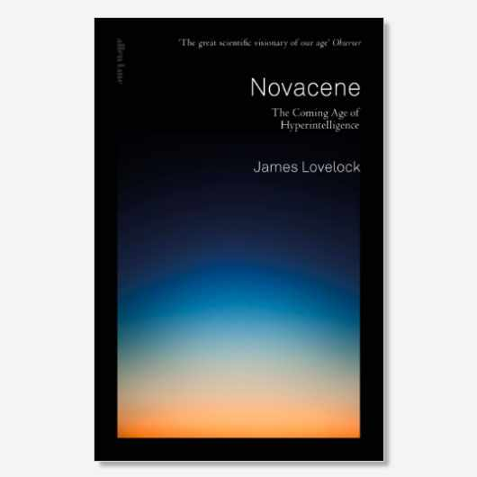 Novacene: The Coming Age Of Hyperintelligence by James Lovelock is out now (£14.99, Allen Lane)