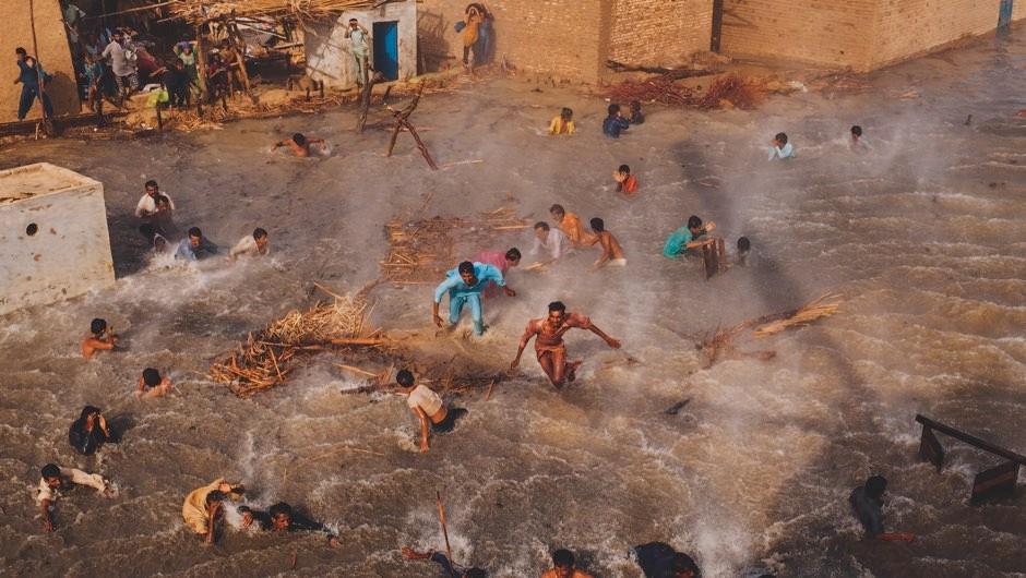 Pakistan Floods - Daniel Berehulak Getty Images