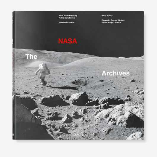 The NASA Archives. 60 Years in Space by Piers Bizony, Andrew Chaikin and Roger Launiusis is available now (£100, Taschen)