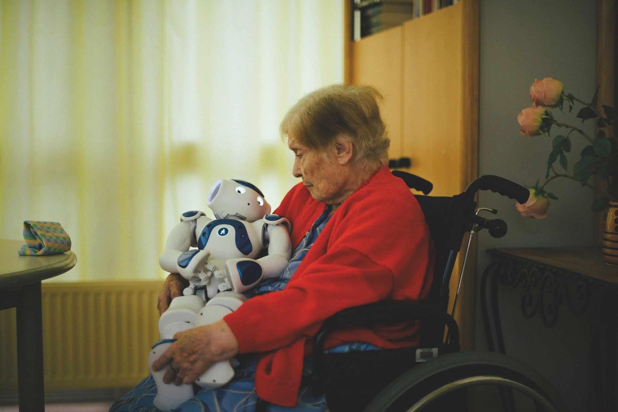 Zora the Robot Care-giver - Dmitry Kostyukov