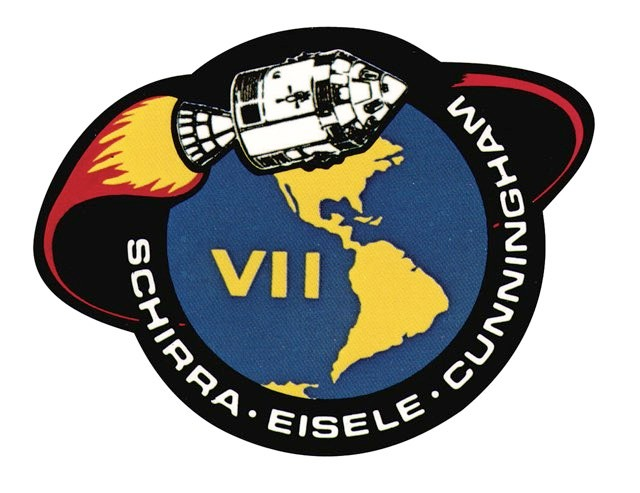 Apollo 7 patch