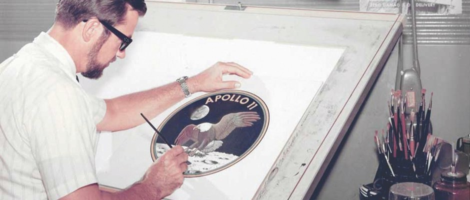 Apollo Mission Patches: Badges of honour