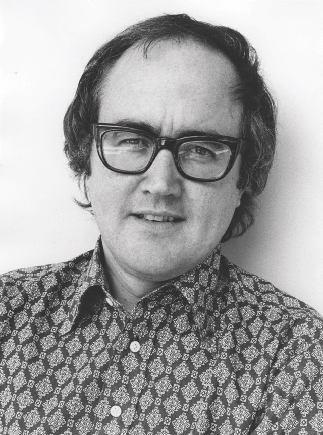 James Burke (The Tomorrow's World presenter doubled as the BBC's chief reporter for the Apollo missions. He recalls a long and frantic night spent commentating on an event unlike any other © BBC)