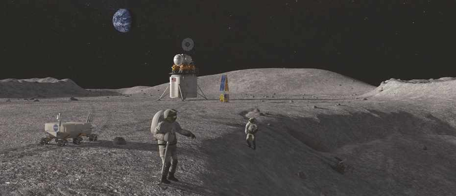 Why we need to go back to the Moon © NASA