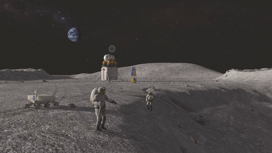 Why we need to go back to the Moon