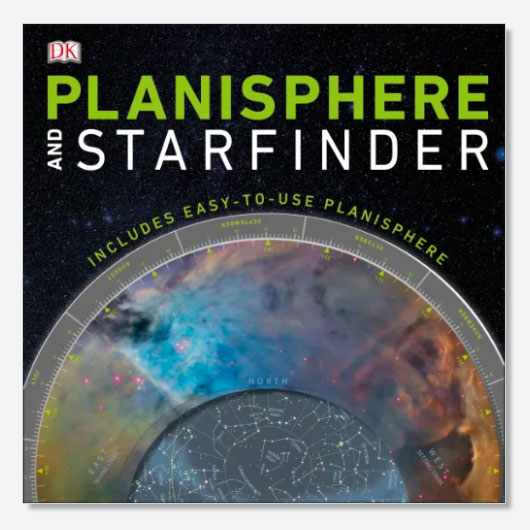 Planisphere and Starfinder by Carole Stott is available now (£16.99, DK)