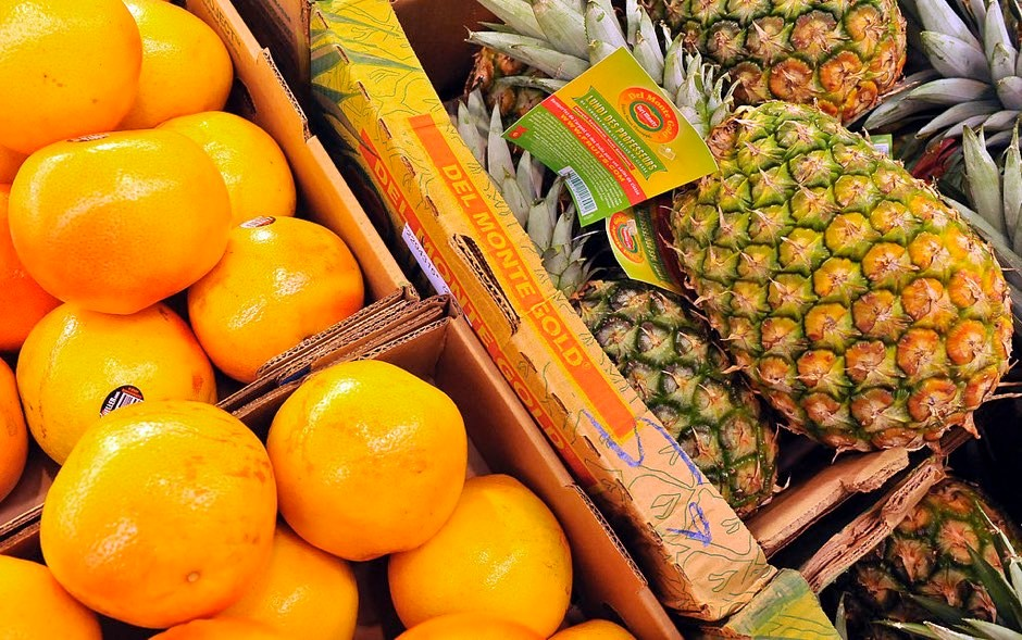 Usually a tasty combination, citrus and pineapple could hint at diabetes © Getty Images