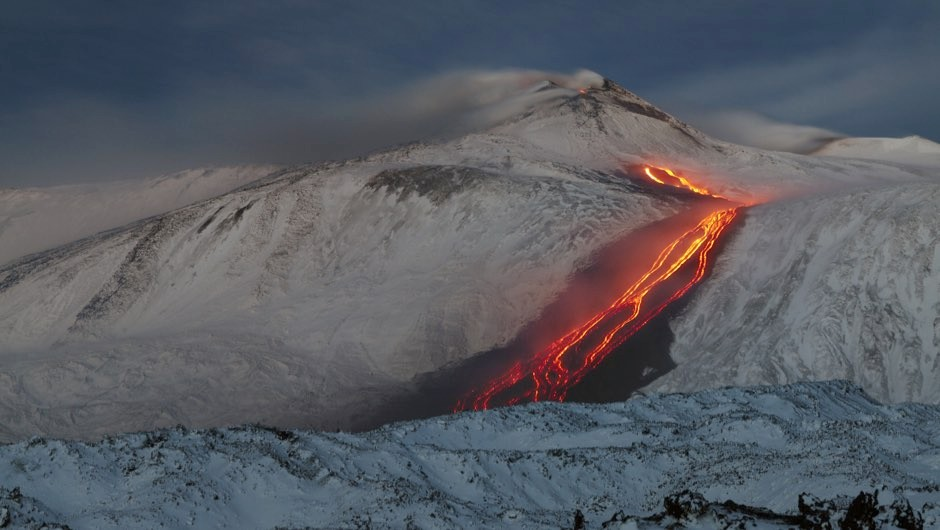 Computer model may help to more accurately predict volcano eruptions