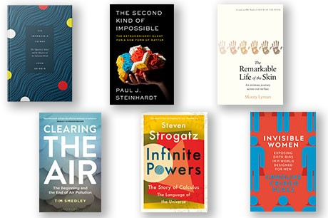 The 6 books on The Royal Society Science Book Prize 2019 shortlist