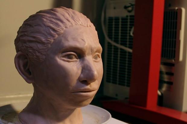 Ancient human species recreated from DNA © Maayan Harel