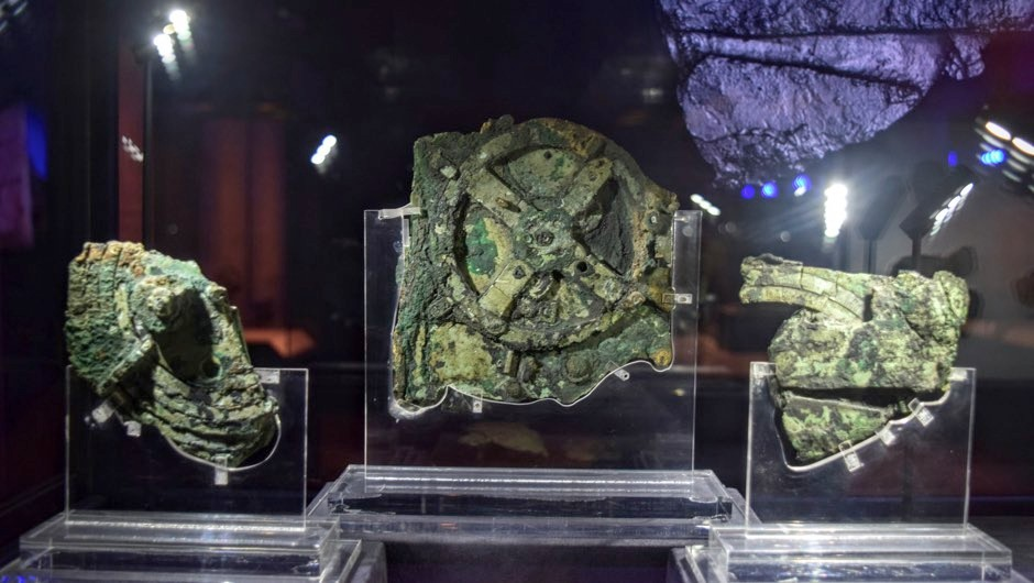 The Antikythera Mechanism: the ancient Greek computer that mapped the stars